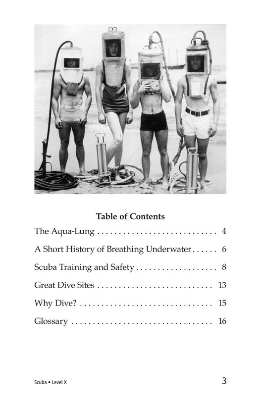 Book Preview For Scuba Page 3