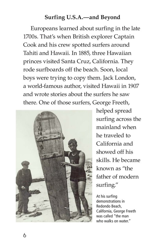 Book Preview For Surfing Page 6