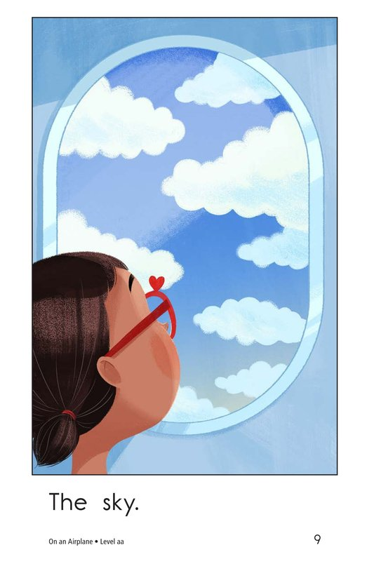 Book Preview For On an Airplane Page 9