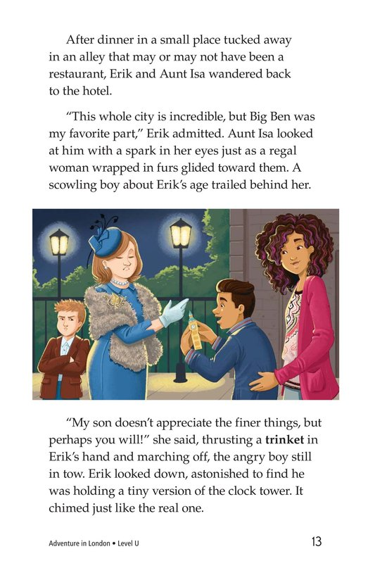 Book Preview For Adventure in London Page 13