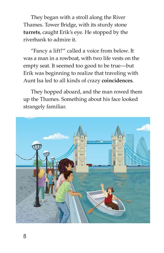 Book Preview For Adventure in London Page 8