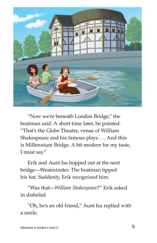 Book Preview For Adventure in London Page 9