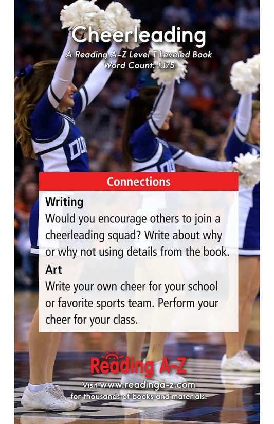 Book Preview For Cheerleading Page 17