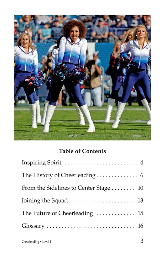 Book Preview For Cheerleading Page 3