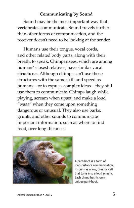 Book Preview For Animal Communication Page 5