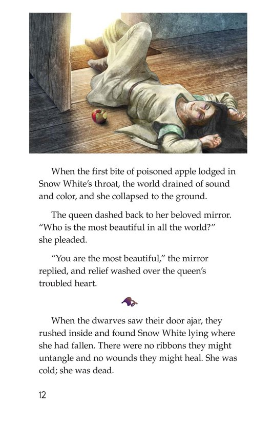 Book Preview For Snow White and the Queen Page 12