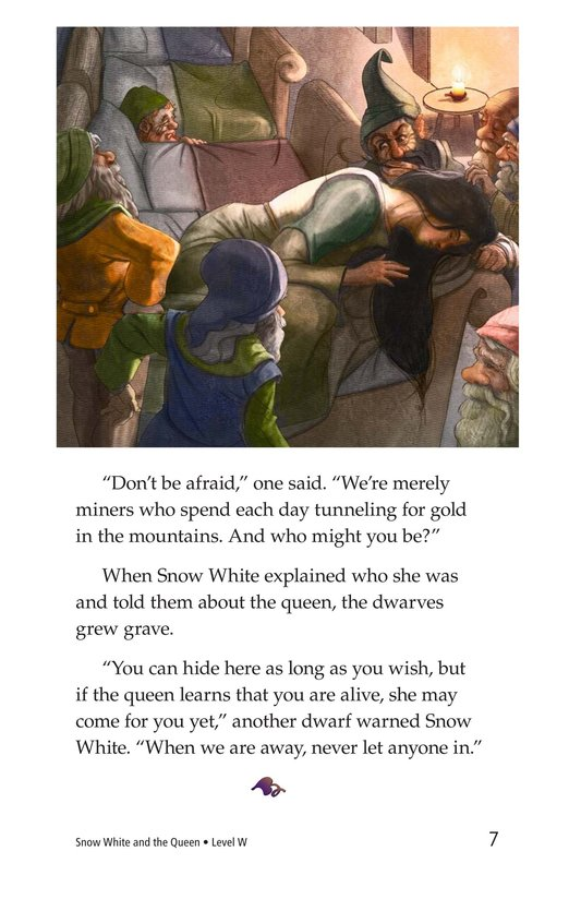 Book Preview For Snow White and the Queen Page 7