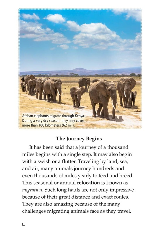 Book Preview For Amazing Migrations Page 4