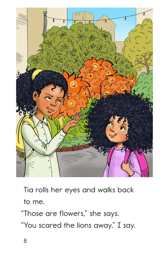 Book Preview For Look Again Page 8