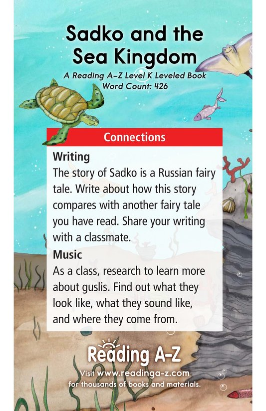 Book Preview For Sadko and the Sea Kingdom Page 17