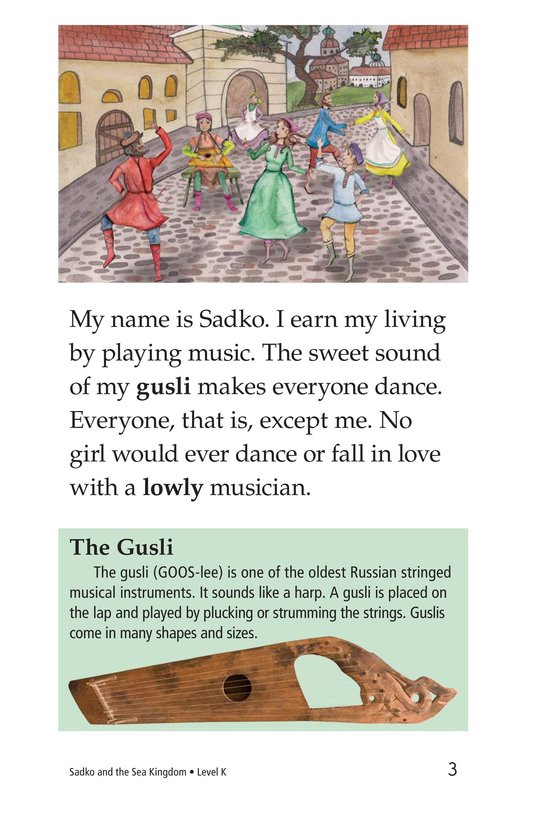 Book Preview For Sadko and the Sea Kingdom Page 3