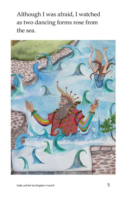 Book Preview For Sadko and the Sea Kingdom Page 5