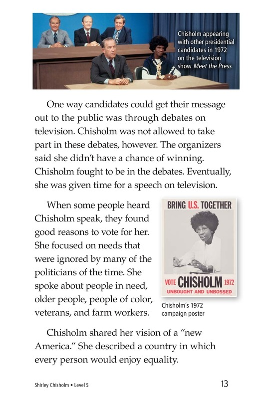Book Preview For Shirley Chisholm Page 13