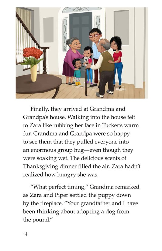 Book Preview For The Best Worst Thanksgiving Page 14