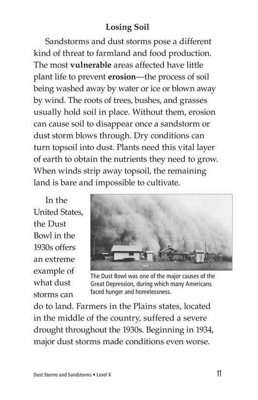Book Preview For Dust Storms and Sandstorms Page 11