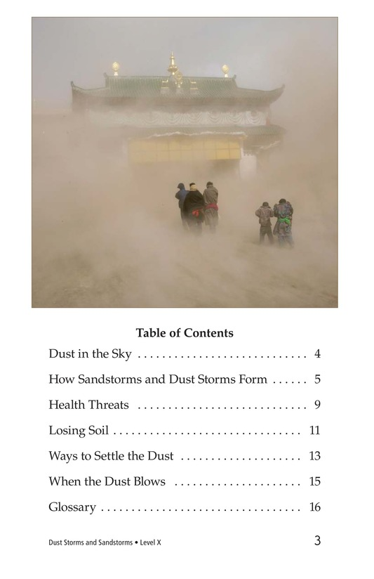 Book Preview For Dust Storms and Sandstorms Page 3