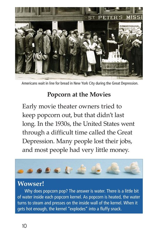 Book Preview For Popcorn Through the Ages Page 10