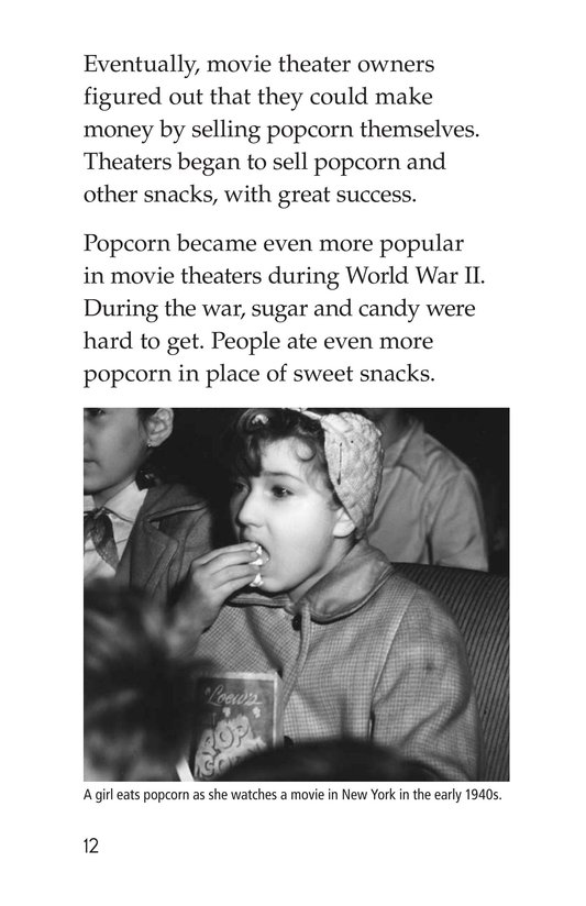 Book Preview For Popcorn Through the Ages Page 12