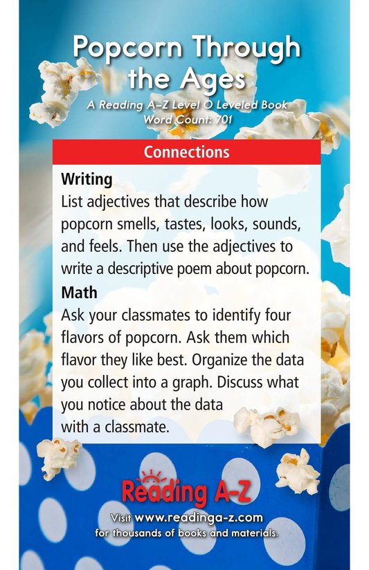 Book Preview For Popcorn Through the Ages Page 17