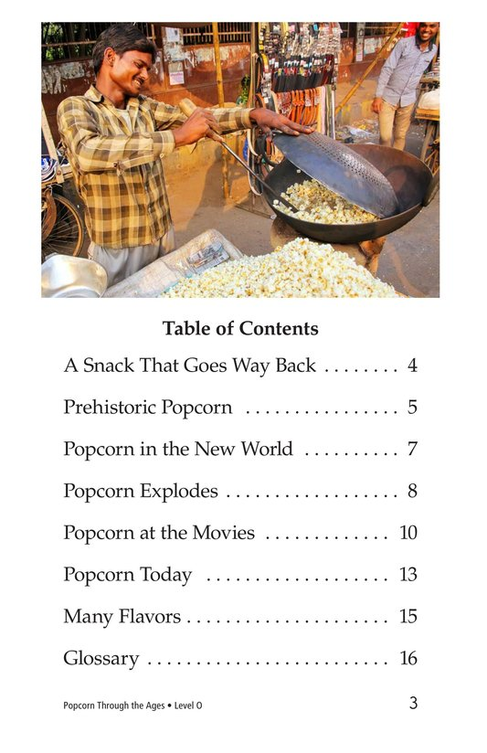 Book Preview For Popcorn Through the Ages Page 3