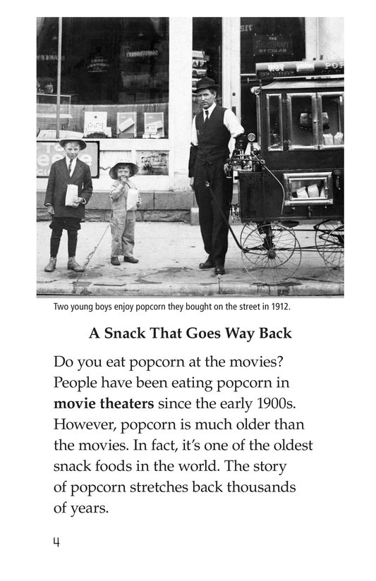 Book Preview For Popcorn Through the Ages Page 4