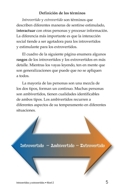 Book Preview For Introverts and Extroverts Page 5