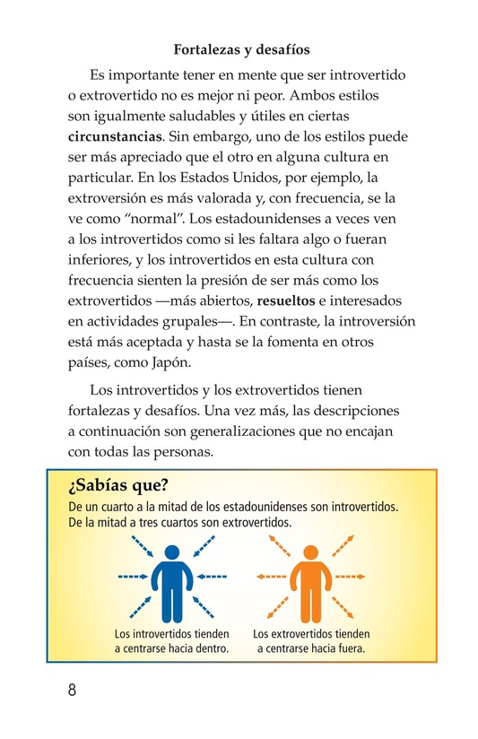 Book Preview For Introverts and Extroverts Page 8