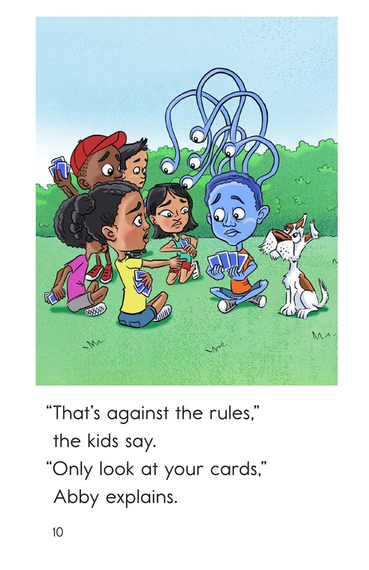 Book Preview For Zots Learns to Play Page 10