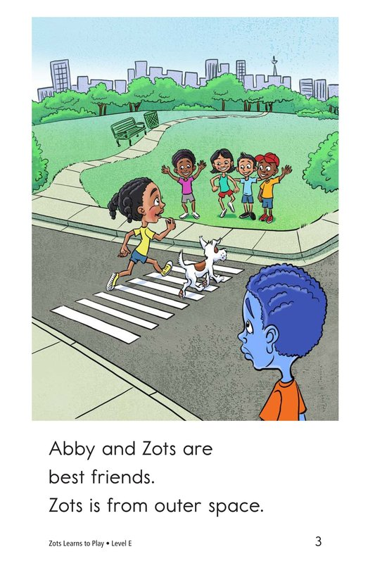 Book Preview For Zots Learns to Play Page 3