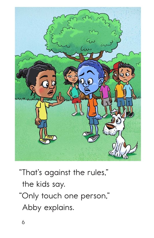 Book Preview For Zots Learns to Play Page 6