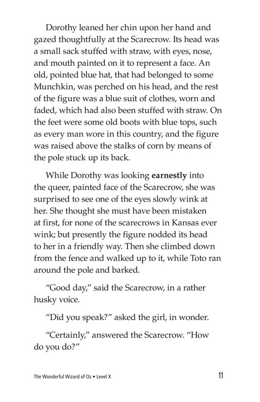 Book Preview For The Wonderful Wizard of Oz (Part 2) Page 11