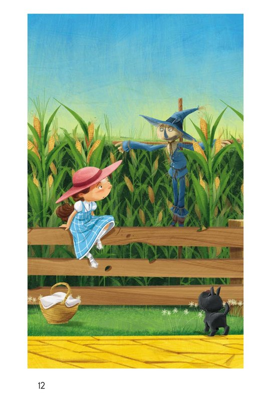 Book Preview For The Wonderful Wizard of Oz (Part 2) Page 12
