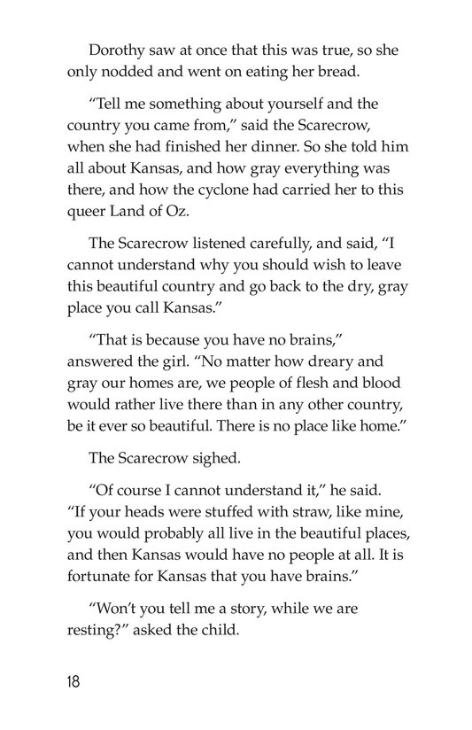 Book Preview For The Wonderful Wizard of Oz (Part 2) Page 18