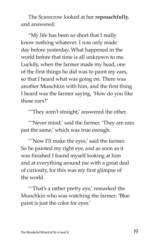 Book Preview For The Wonderful Wizard of Oz (Part 2) Page 19
