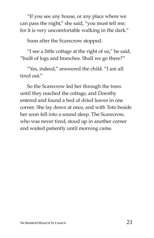 Book Preview For The Wonderful Wizard of Oz (Part 2) Page 23