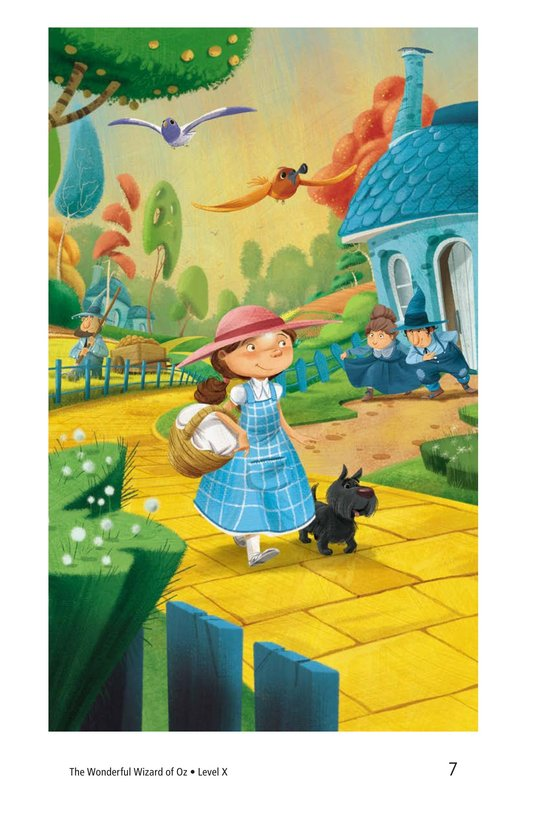 Book Preview For The Wonderful Wizard of Oz (Part 2) Page 7