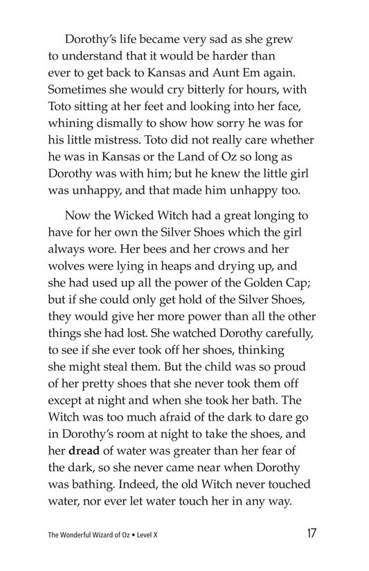 Book Preview For The Wonderful Wizard of Oz (Part 7) Page 17