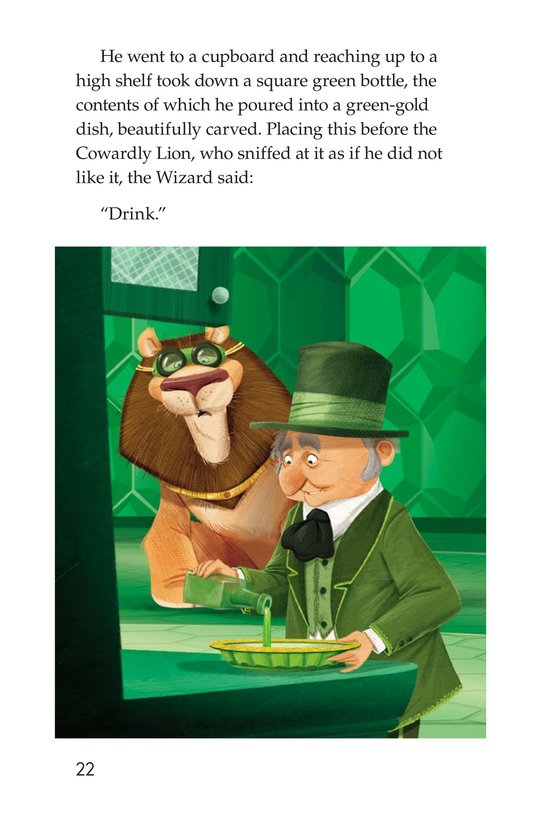 Book Preview For The Wonderful Wizard of Oz (Part 9) Page 22