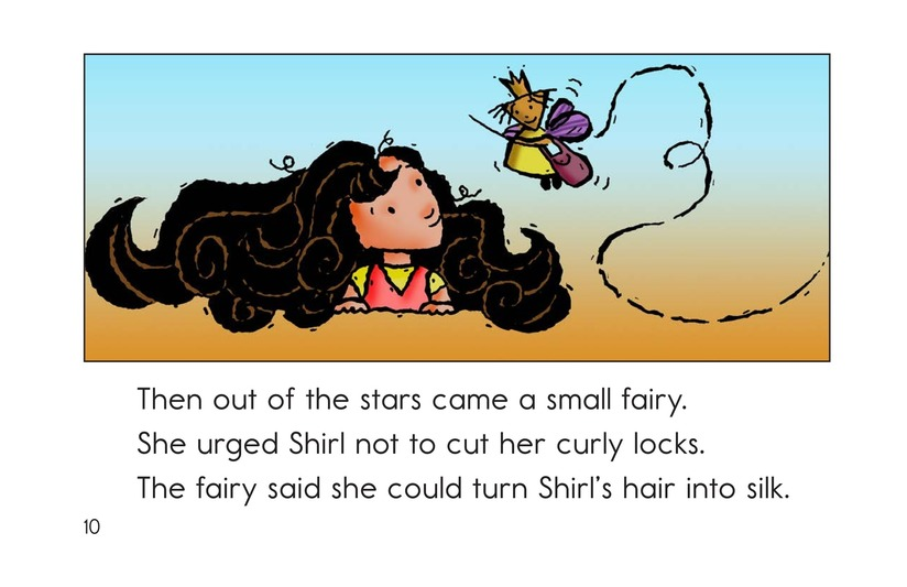 Book Preview For Curls That Swirl Page 10