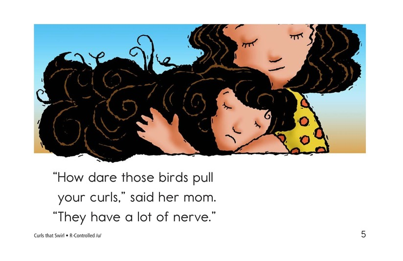 Book Preview For Curls That Swirl Page 5