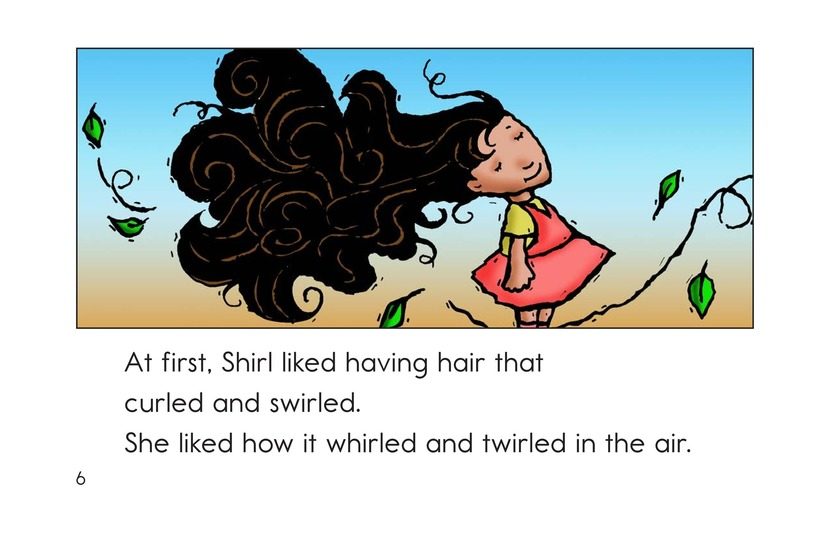 Book Preview For Curls That Swirl Page 6