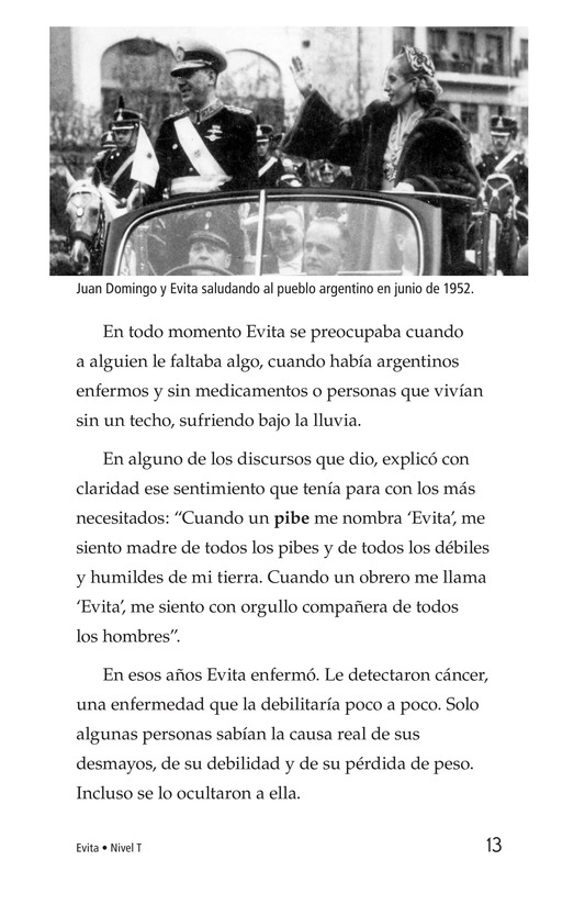 Book Preview For Evita Page 13