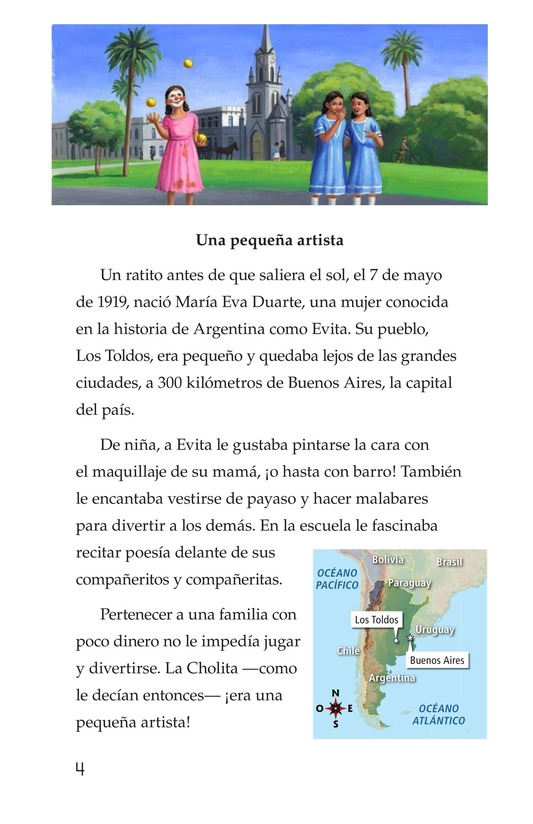 Book Preview For Evita Page 4