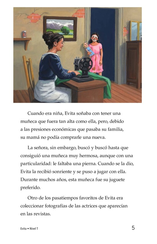 Book Preview For Evita Page 5