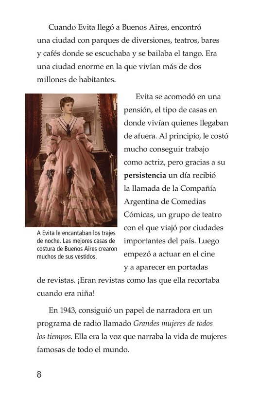 Book Preview For Evita Page 8