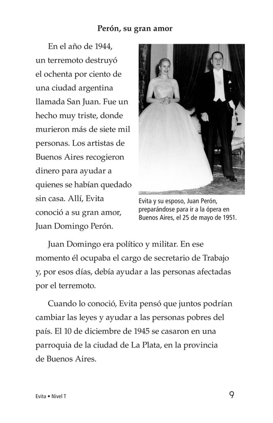 Book Preview For Evita Page 9