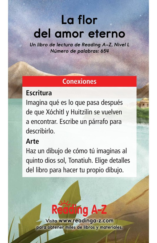Book Preview For La flor del amor eterno Page 17