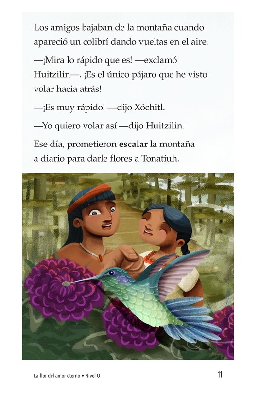 Book Preview For La flor del amor eterno Page 11