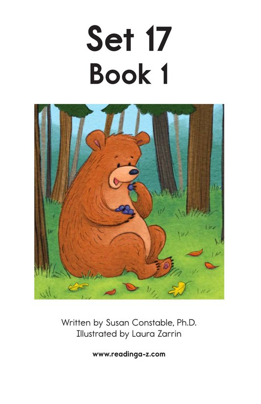 Book Preview For Decodable Passages Set 17 Book 1 Page 2