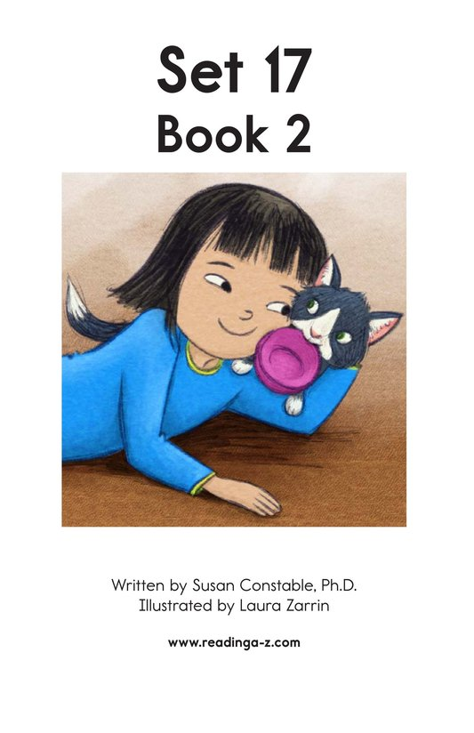 Book Preview For Decodable Passages Set 17 Book 2 Page 2